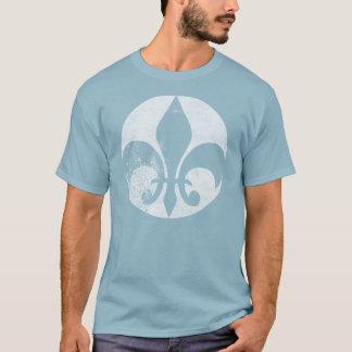 Cooles verblaßt T-Shirt
