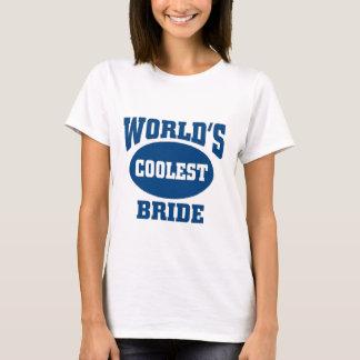 Coolste Braut T-Shirt