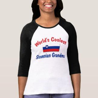 Coolste slowenisch Großmutter T-Shirt
