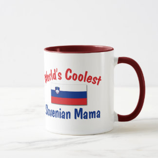 Coolste slowenisch Mutter Tasse