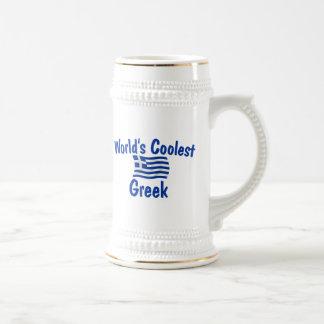 Coolster Grieche Bierglas