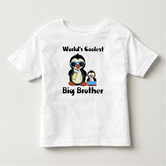 Coolster großer Bruder Penguin Kleinkinder T-shirt