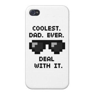 Coolster Vati überhaupt. Abkommen mit ihm iPhone 4 Cover