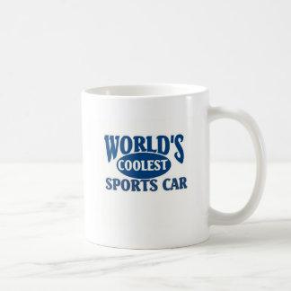 Coolstes Sportauto Tasse