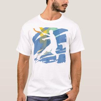 Coolstes Tennis-T-Shirt für Tennisspieler T-Shirt