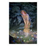 Copie de beaux-arts de fées posters