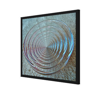 Copie de toile - abrégé sur en verre