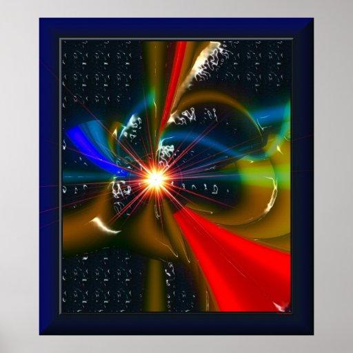Copie d'illusion de Wonderous Posters