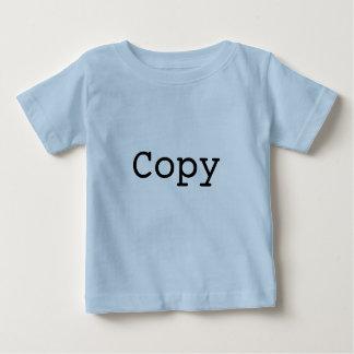 """Copie et pâte pour des jumeaux """"COPIE """" Tee-shirts"""