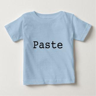 """Copie et pâte pour des jumeaux """"PÂTE """" Tee-shirt"""
