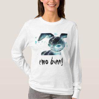 Copiez (2) d'impressionnant, lapin d'emo t-shirt