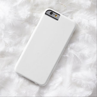 Coque Barely There iPhone 6 Cas de l'iPhone 6/6s de Coque-Compagnon à peine là