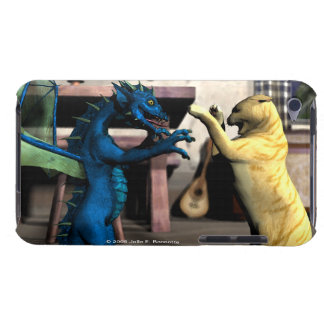 Coque Barely There iPod Nous jouons ? Coque-Compagnon pour le contact 4