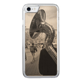 Coque Carved iPhone 8/7 Sousaphone