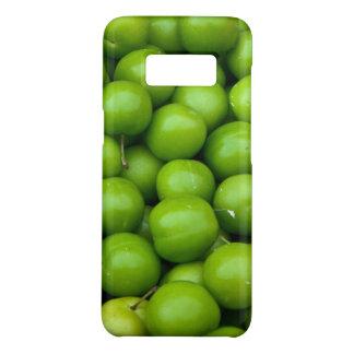 Coque Case-Mate Samsung Galaxy S8 Épreuve photographique verte juteuse de pommes