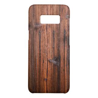 Coque Case-Mate Samsung Galaxy S8 Galaxie en bois S8, à peine cas de Samsung de