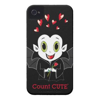 Coque-Compagnon audacieux de Cute® Blackberry de c Coque iPhone 4 Case-Mate