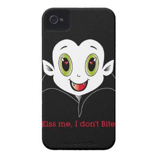 Coque-Compagnon audacieux de Cute® Blackberry de c Coques iPhone 4
