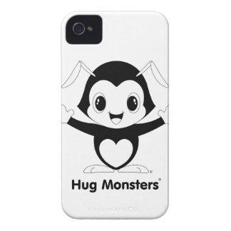 Coque-Compagnon audacieux de Monsters® Blackberry  Étuis iPhone 4