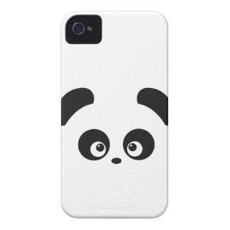 Coque-Compagnon audacieux de Panda® Blackberry d'a Coques iPhone 4 Case-Mate