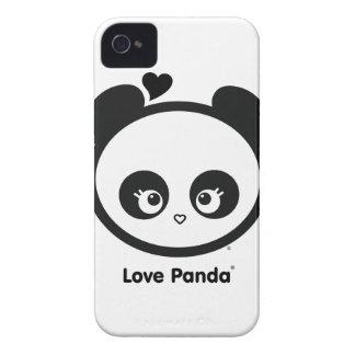 Coque-Compagnon audacieux de Panda® Blackberry d'a Étuis iPhone 4