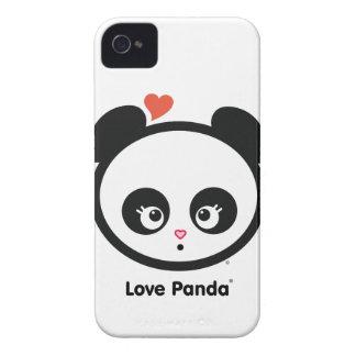 Coque-Compagnon audacieux de Panda® Blackberry d'a Coques iPhone 4
