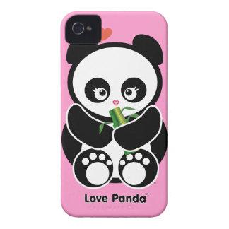 Coque-Compagnon audacieux de Panda® Blackberry d'a Étui iPhone 4