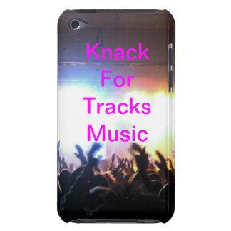 Coque-Compagnon de KnackForTracks Coque iPod Touch