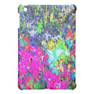 coque ipad floral