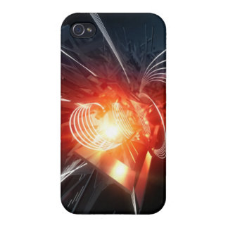 Coque iPhone 4/4S iPhone case abstract