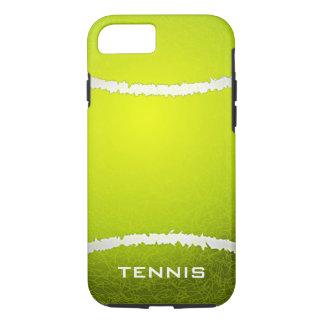 Coque iPhone 7 Cas de l'iPhone 7 de conception de tennis