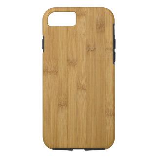 Coque iPhone 7 iPhone en bambou 7, dur