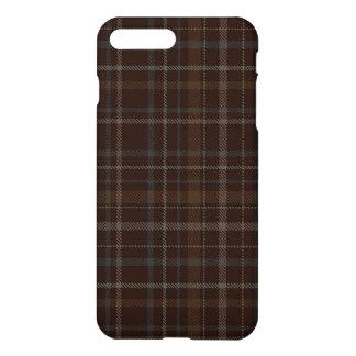 Coque iPhone 7 Plus Plaid de h-Inich de Na d'Achaidh de loch
