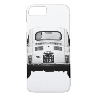Coque iPhone 8/7 Fiat 500 à Rome, Italie