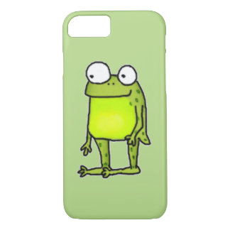 Coque iPhone 8/7 Grenouille debout