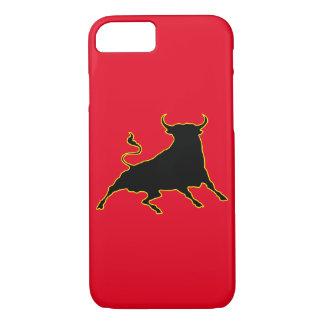 Coque iPhone 8/7 L'Espagne Taureau