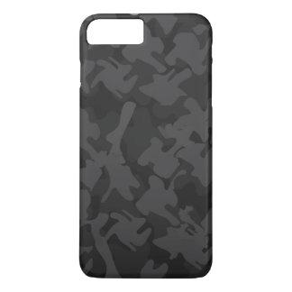 Coque iPhone 8 Plus/7 Plus Cas de l'iPhone 7 de camouflage