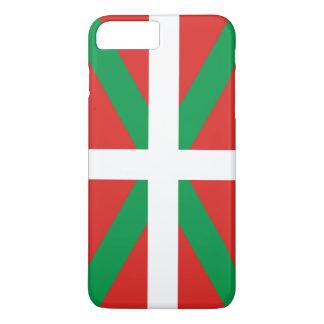 Coque iPhone 8 Plus/7 Plus Drapeau Basque