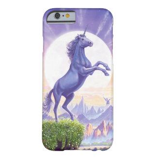 Coque iphone de lune de licorne