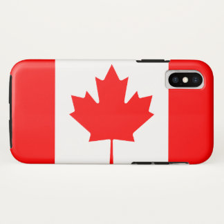 Coque iPhone X Le Canada