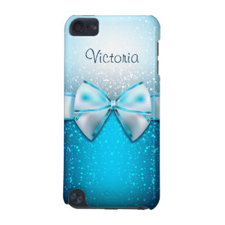 Coque iPod Touch 5G Caisse bleue Girly de contact des vacances 5G iPod