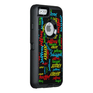 Coque OtterBox iPhone 6/6s Répétition du cas de l'iPhone 6/6s de défenseur