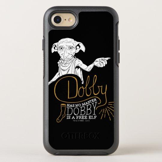 Coque Otterbox Symmetry Pour iPhone 7 La ratière de Harry Potter | n'a aucun maître