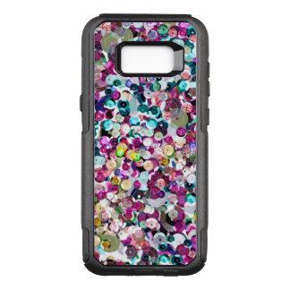 Coque Samsung Galaxy S8+ Par OtterBox Commuter Motif photographique de paillette à la mode