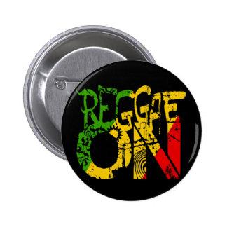 Cori Reith Rasta Reggae rasta Mann-Musik-Graffiti Runder Button 5,1 Cm