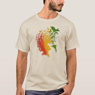 Cori Reith Rasta Reggae rasta Mannmusik T-Shirt