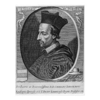 Cornelius Jansen, Bischof von Ypres Postkarte