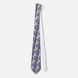 cornet de crème glacée fou 1 cravate
