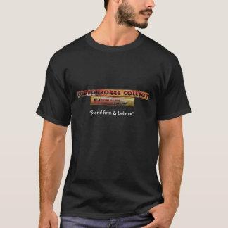 """corroborreecollege, 07, """"stehen Unternehmen u. T-Shirt"""