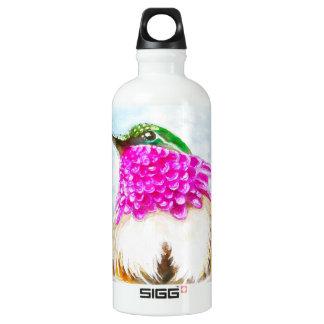 Costa-Kolibri-Aquarell Aluminiumwasserflasche